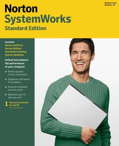 Norton SystemWorks 2008 Standard Edition 11.0