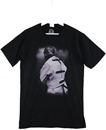 Actual Fact Tupac 2pac Chaqueta Recta Hip Hop Camiseta Negra Cuello Redondo - algodón, negro, 100% algodón, Hombre, Medium, Negro: Amazon.es: Ropa y accesorios