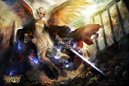 "Price comparison product image PremiumPrintsG - Dragon's Crown PS3 PS Vita - XOTH046 Premium Canvas 11"" x 17"" (28 cm x 43 cm)"