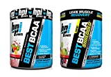 BPI Sports Muscle Recovery & Weight Loss Branched Chain Amino Acid Stack – Best BCAA (30 Servings) and Best BCAA Shredded (25 Servings) (Fruit Punch) Review