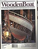 WoodenBoat : History of Small Yacht Design Part 2; Building the Bolger Rowing Dory part 1; Restoration Process for a Runabout; ANNIE a 24 foot Gaff Yawl; GLORIANA a New Era in Cutter Design by Nathanael Herreshoff