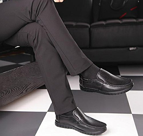 Black 40 Uomo Scarpe Stringate Seaoeey Basse Special qnxP4XRHw