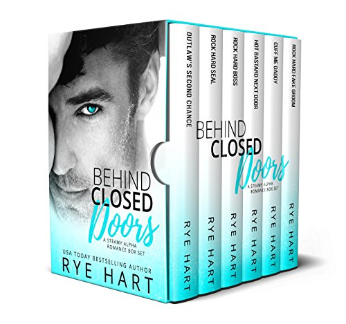 Behind Closed Doors: A Steamy Alpha Romance Box Set