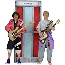 """NECA Bill & Ted's Excellent Adventure 8"""" Clothed Figure (2 Pack)"""