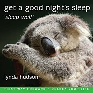Get a Good Night's Sleep Speech