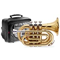 Stagg WS-TR245S Pocket Trumpet