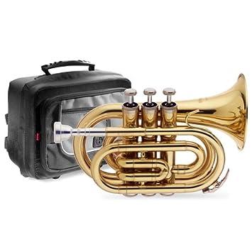Stagg WS-TR245S de dibujo de instrumentos de bolsillo: Amazon.es: Instrumentos musicales