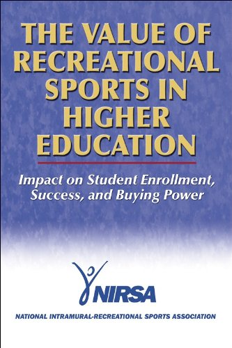 The Value of Recreational Sports in Higher Education