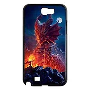 EZCASE Dragon Phone Case For Samsung Galaxy Note 2 N7100 [Pattern-1]