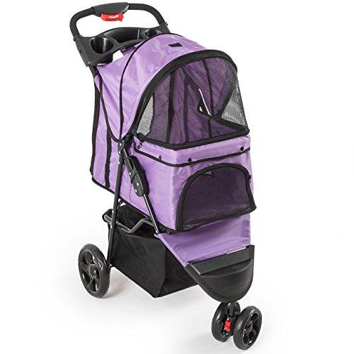 3 Wheel Jogger Pet Stroller - 6