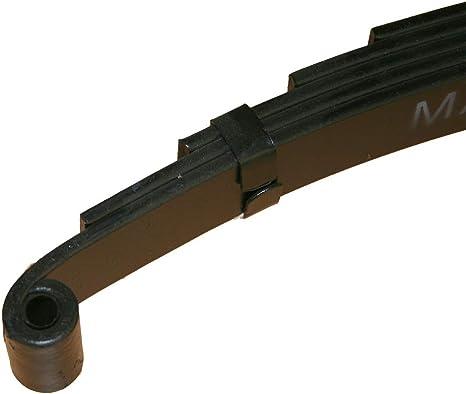 MAT-160-5-Leaf Slipper Spring w//Hook End for 6,000-lb Trailer Axles 2 pack