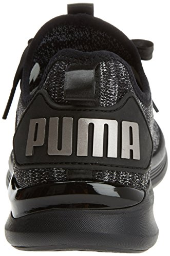 WN's Trainers Flash periscope Ignite Black Women's Cross Beige Ep Puma Puma Satin Evoknit metallic wT1ZFYHxq