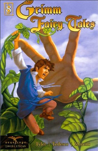 Grimm Fairy Tales 8 Jack And The Beanstalk (Grimm Fairy Tales Jack And The Beanstalk)