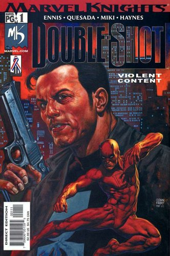marvel knights double shot 2 - 4