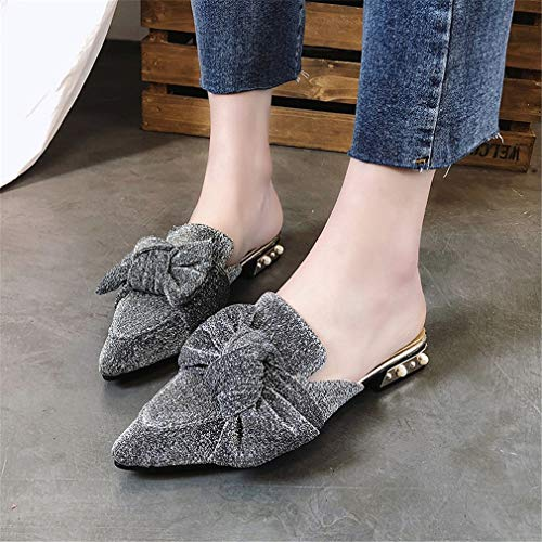 YUCH Femme Chaussure YUCH Slippers Chaussure Yin rqZ8wrt