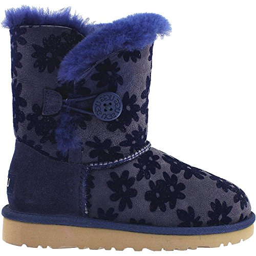 ugg-kids-girls-bailey-button-flowers-toddler-little-kid-navy-boot-9-toddler-m