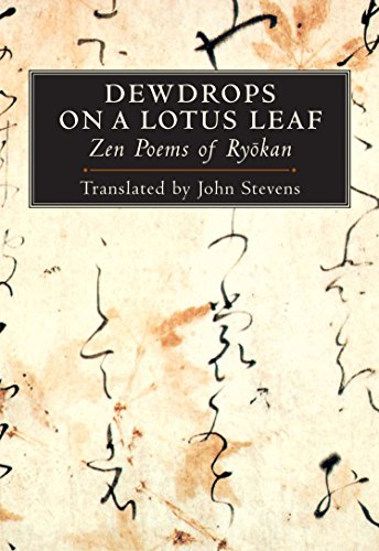 Dewdrops on a Lotus Leaf: Zen Poems of Ryokan by Brand: Shambhala Publications