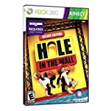 Ubisoft Hole In The Wall X360 Kinect (52701) -