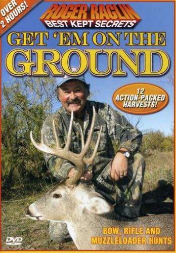 Roger Raglin - Get 'Em On The Ground - DVD
