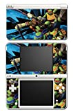 Teenage Mutant Ninja Turtles TMNT Leonardo Leo Shredder Cartoon Video Game Vinyl Decal Skin Sticker Cover for Nintendo DSi XL System