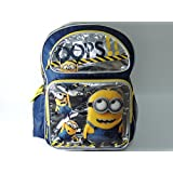 """Despicable Me 2 - 12"""" Minion Oops!! Backpack"""
