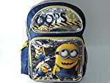 Despicable Me 2 Minions Large School Backpack 16
