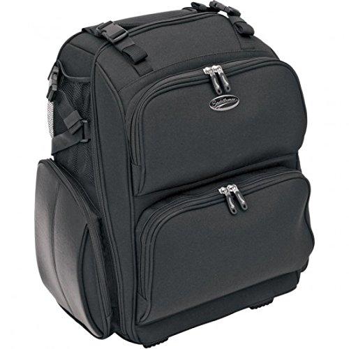 /0079/ /SADDLEMEN 35150079 Saddlemen Sissy Bar Bag Roller Tessile Black/ /3515/
