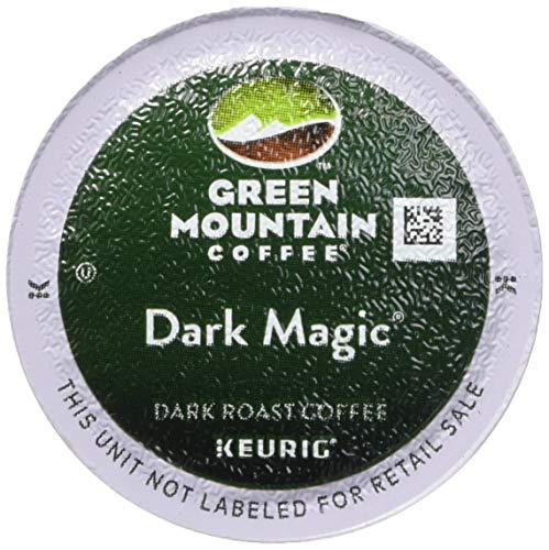 (Green Mountain Coffee Dark Magic Keurig Single-Serve K-Cup Pods, Dark Roast Coffee, 24 Count)