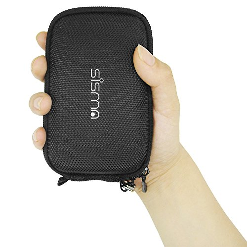 Sisma Travel Organizer Carrying Bag 2 in 1 for Electronics and Accessories Black Bundled SCB16128S-B Photo #8