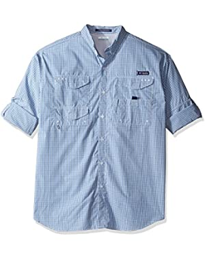 Men's Big Super Bonehead Classic Long Sleeve Shirt, Skyler Gingham, 2X/Tall