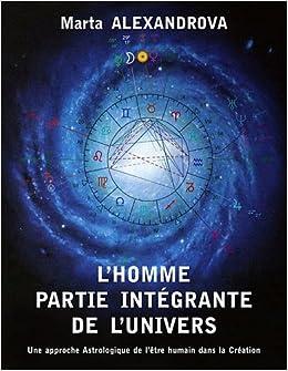 Book L'Homme partie intégrante de l'Univers