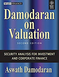 DAMODARAN ON VALUATION : SECURITY ANALYSIS FOR INVESTMENT AND CORPORATE FINANCE  2ED