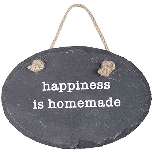Carson Happiness Decorative Slate Plaque with ()