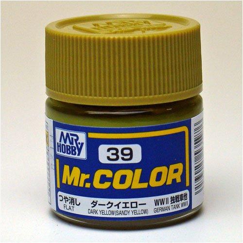 Mr.カラー C39 ダークイエロー