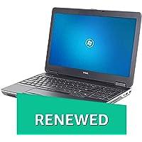 (Renewed) DELL Latitude E6540 15.6-inch Laptop (4th Gen Intel Core i7/8GB/256GB SSD/Windows 10/Integrated Graphics), Silver