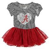Outerstuff NCAA Girl's Toddlers Celebration Tutu, Alabama Crimson Tide 24 Months