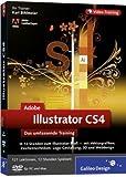 Adobe Illustrator CS4 - Das umfassende Training auf DVD