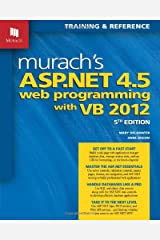 Murach's ASP.NET 4.5 Web Programming with VB 2012 (Training & Reference) Paperback
