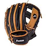 Franklin Sports RTP Performance Series Teeball Gloves - Left Handed and Right Handed Gloves