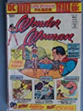 img - for Wonder Woman, No. 211 book / textbook / text book