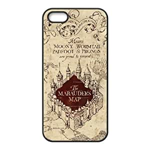 iPhone 5 5s Cell Phone Case Black Harry Potter NBS Phone Case Protective Personalized