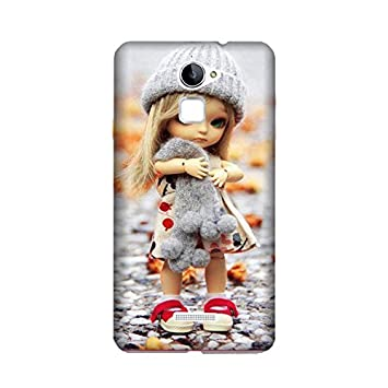 new style b6ce1 656a7 COOLPAD Note 3 LITE Cover - Sad Doll Designer Printed: Amazon.in ...
