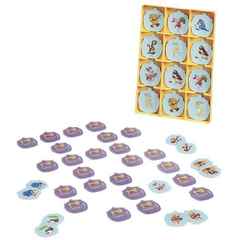 Game Memory Pooh (Memory Game - Pooh Memory Game)