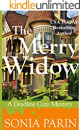 The Merry Widow (A Deadline Cozy Mystery Book 8)