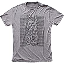 JOYDIVISION Joy Division Unknown Pleasures Vintage Look Mens Tri-Blend Fitted T-Shirt