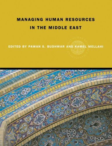 Managing Human Resources in the Middle-East (Global HRM)