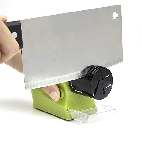 HRRH Afilador de Cuchillos eléctrico, Cuchillo motorizado ...