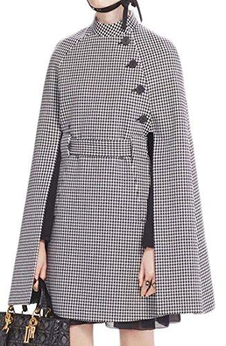 Houndstooth Coat Jacket - 9