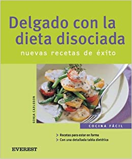 Libros de dieta disociada