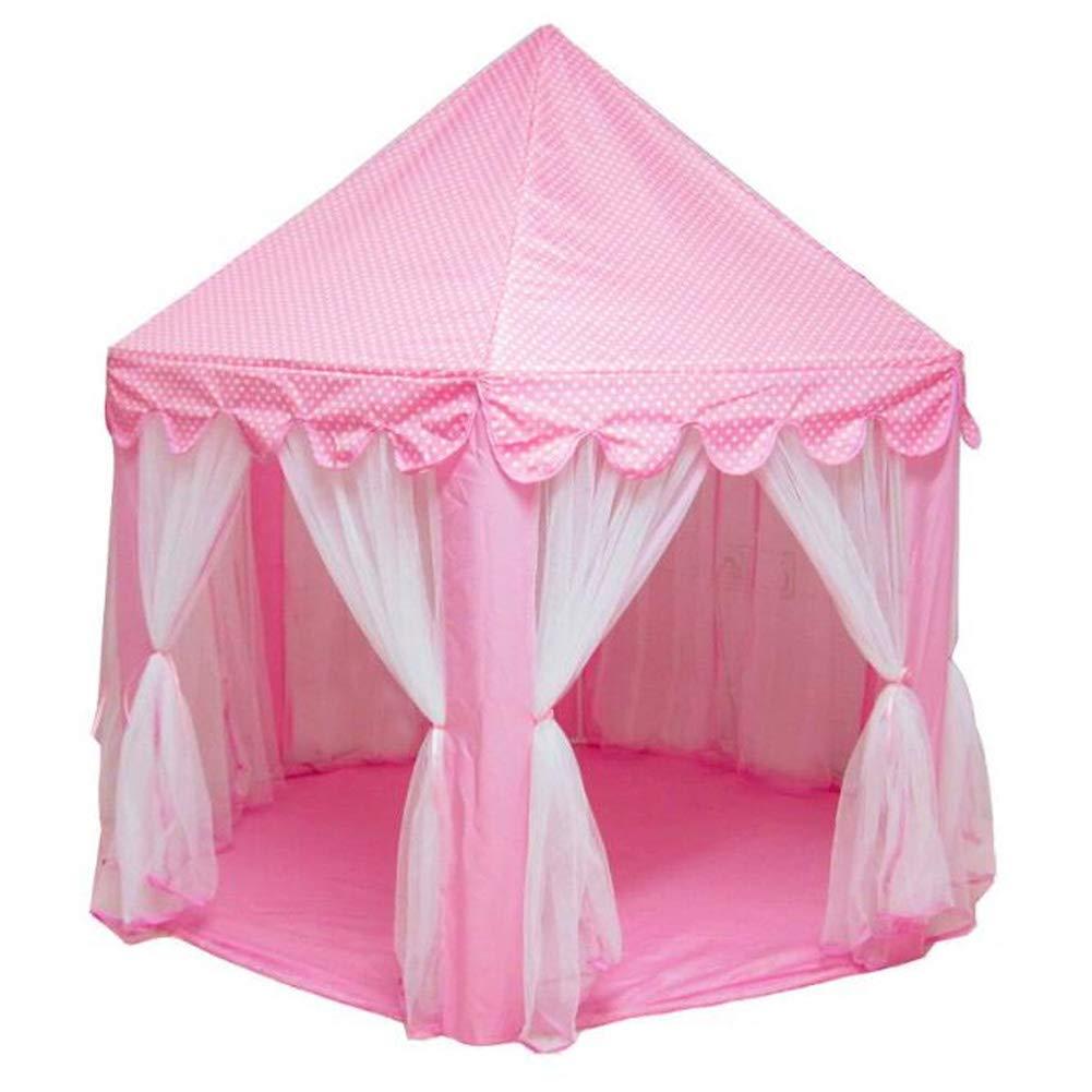 Children Princess Lovely Star Pendant LED Light Fairy Playhouse Castle Tent Toy